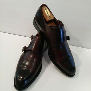 Magnanni Dress Monk Buckle Shoes